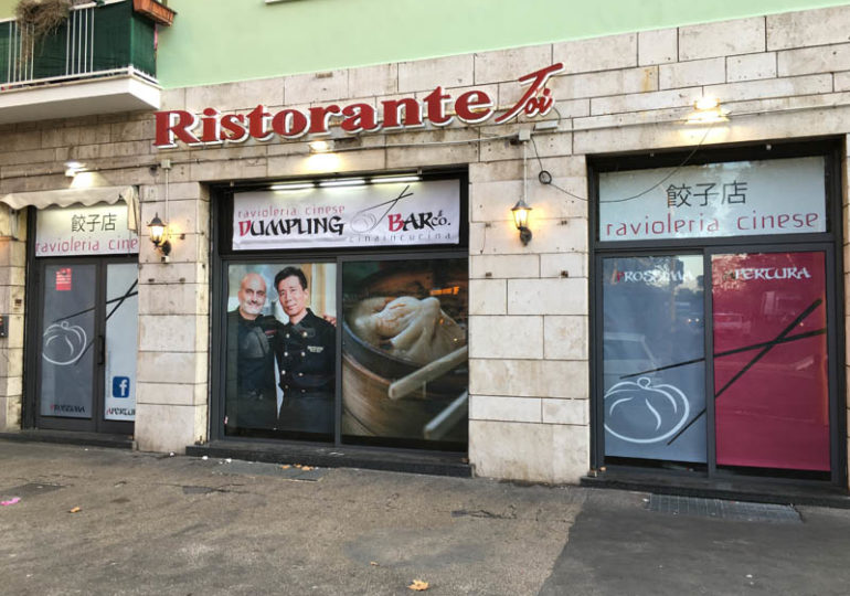 Apre il primo Dumpling Bar in Italia